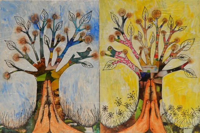 """Journey From Roots To Branches"""