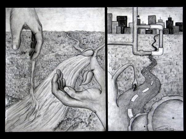 """Living Waters"" 2004"